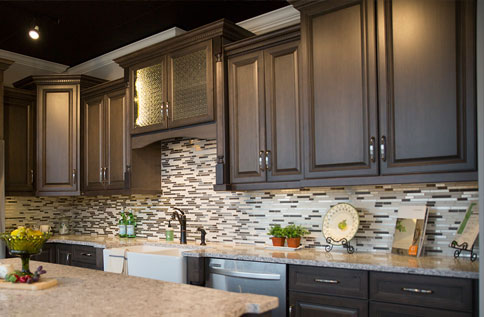Visit our Kitchen and Bath Cabinet showroom in Melbourne Florida Hammond Kitchen and Bath