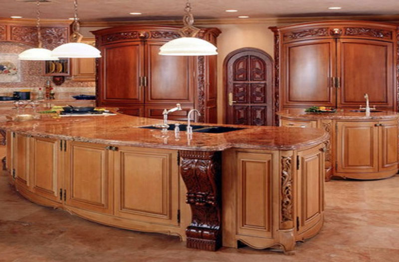Victorian Kitchen and Bath Style Melbourne Florida Hammond Kitchen and Bath Showroom