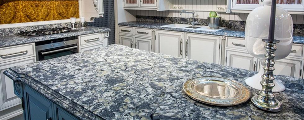 Pompeii Quartz natural stone Counter tops available at Hammond Kitchens & Bath Melbourne FL