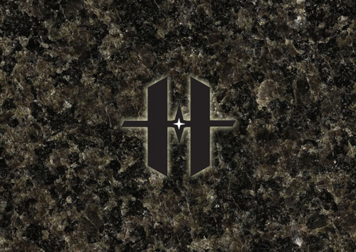Granite real stone counter tops available at Hammond Kitchens & Bath in Melbourne FL
