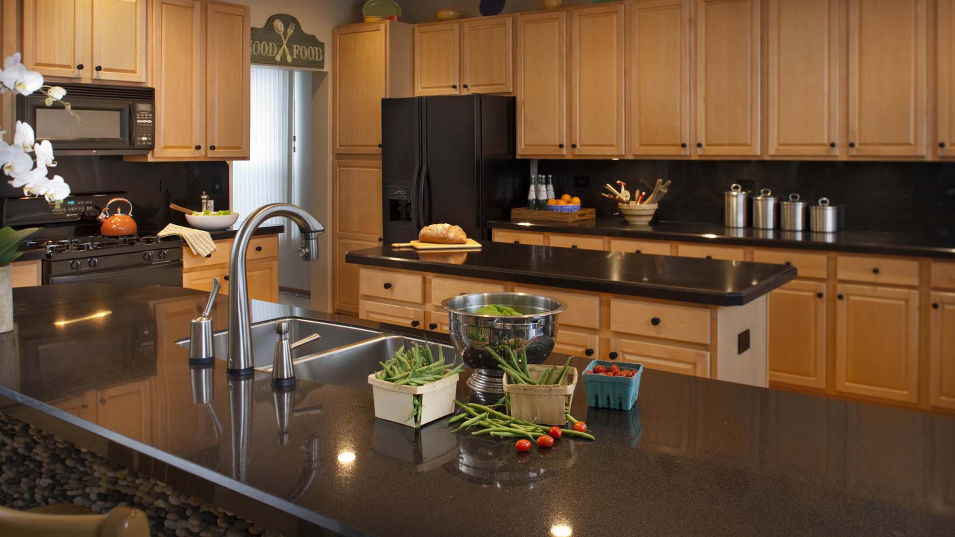 Granite, Marble, Quartz, Slate And Glass Counter Top Installations In  Melbourne FL By