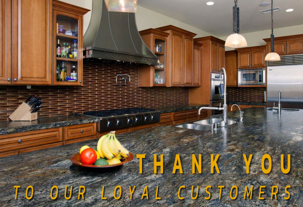 Thank you to our loyal customers Hammond Kitchens & Bath in Melbourne FL