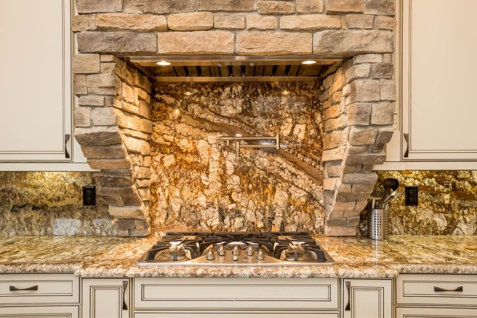 Kitchen Cabinet Installation, Granite Countertops, Natural Stone ...