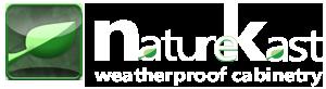 NatureKast outdoor summer kitchen cabinets in Melbourne FL