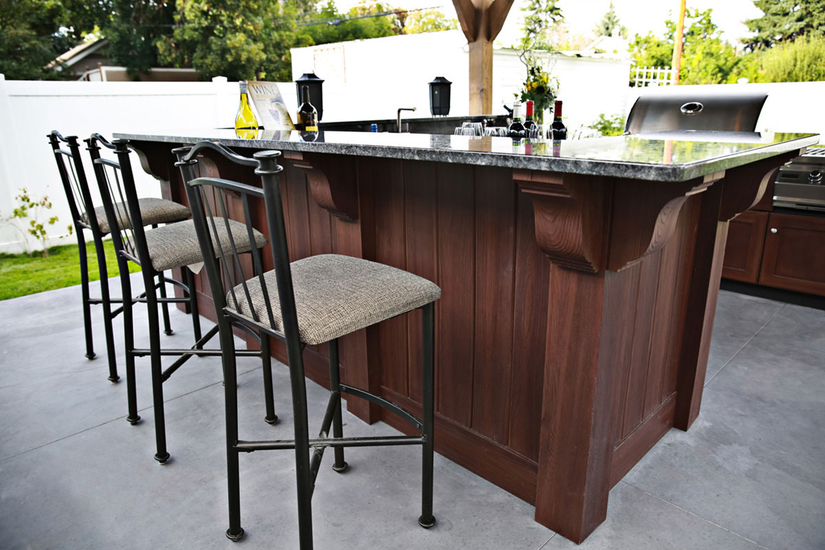 Custom Bathroom Vanities Melbourne Fl naturekast outdoor summer kitchen cabinet gallery — kitchen & bath
