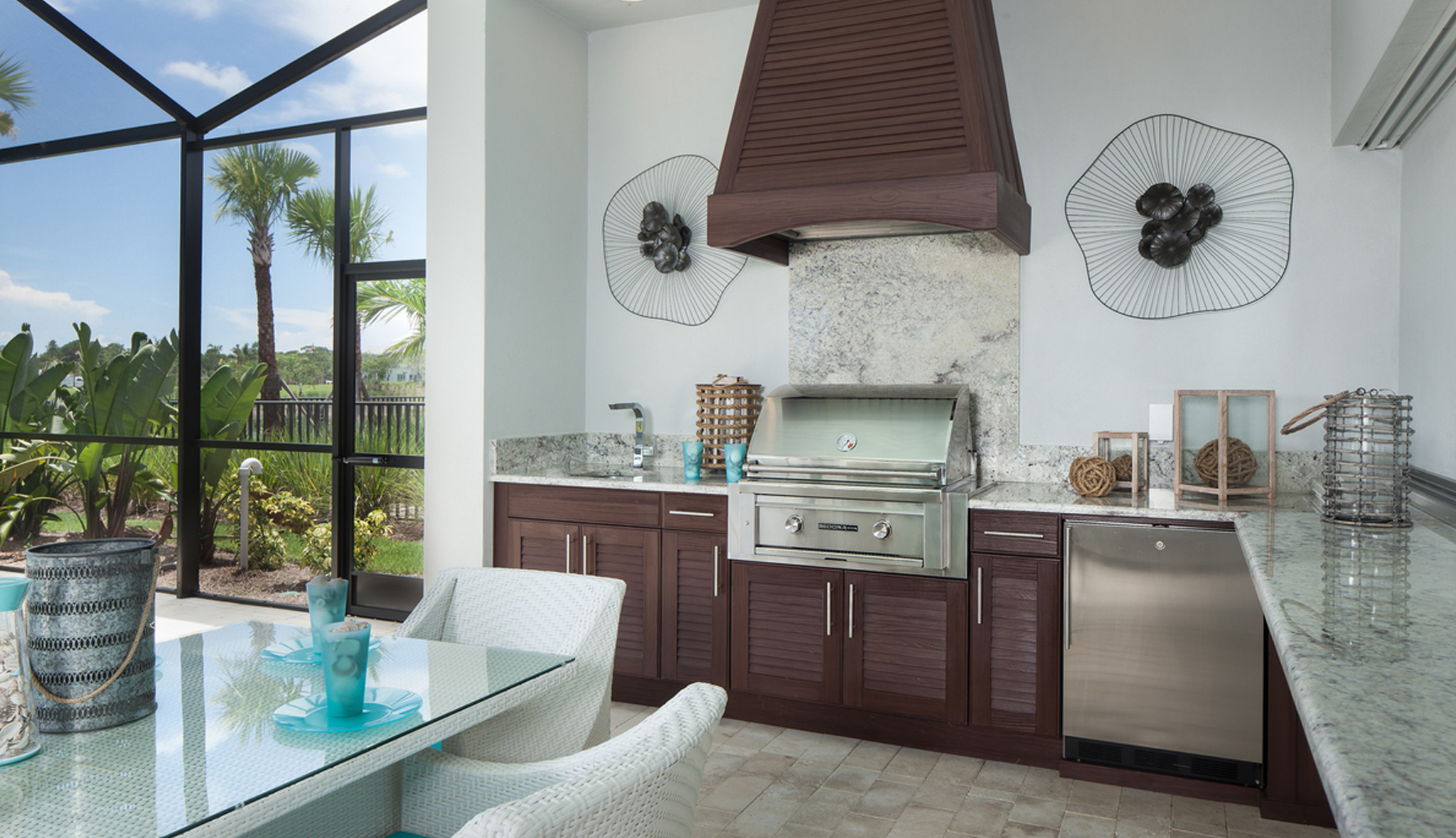 Best Weatherproof Outdoor Summer Kitchen Cabinets in ...