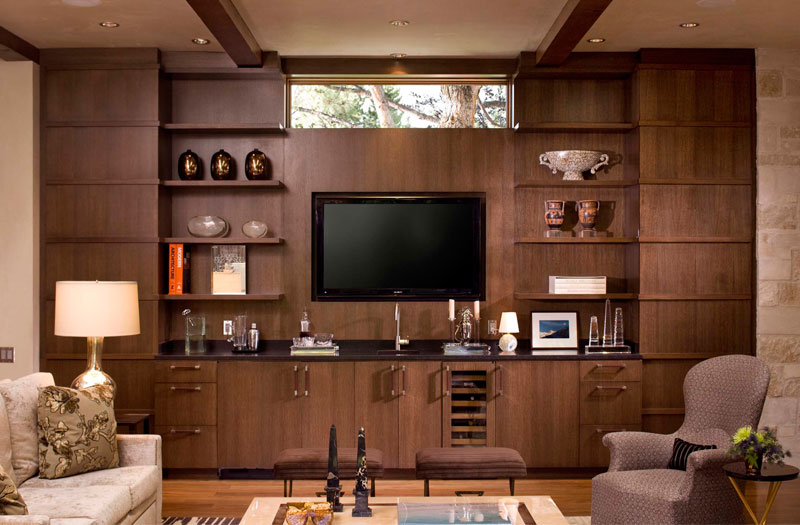 Entertainment center cabinets Melbourne Florida Hammond Kitchens & Bath