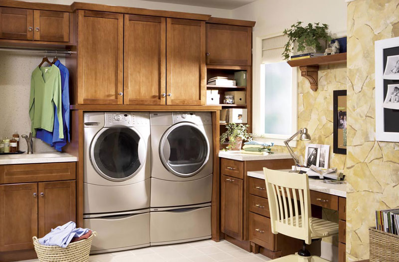 Laundry room cabinets melbourne florida Hammond Kitchen and Bath