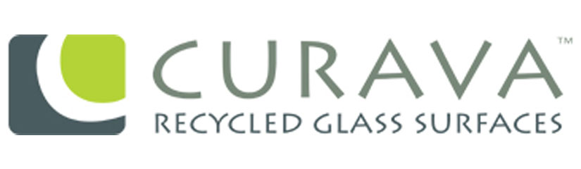 Curava Recycled Glass countertops Hammond Kitchens & Bath Melbourne Brevard Indian River Florida