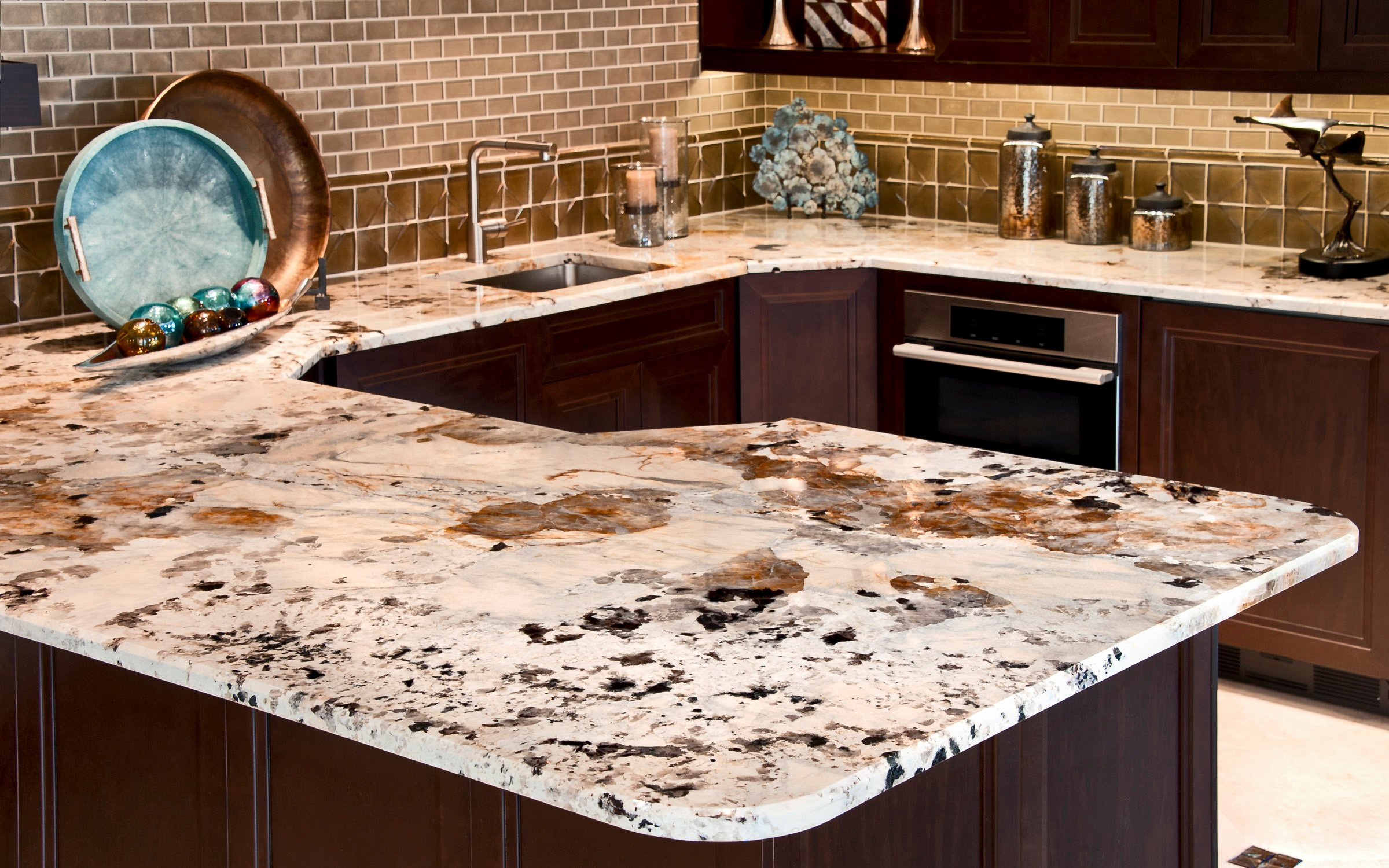 Kitchen Cabinet Countertop Installation